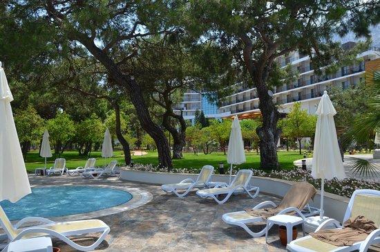 Rixos Beldibi: swimming pool for children