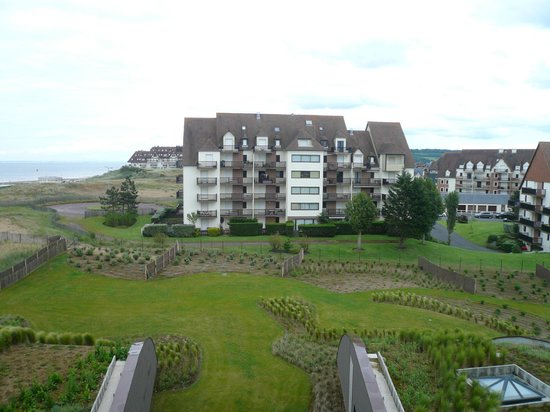 Hôtel les bains de Cabourg : Chambre 276 - Vue extérieure
