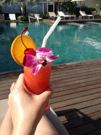 Lanna Samui : Yummy cocktails!