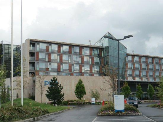Pillo Hotel Ashbourne: Hotel