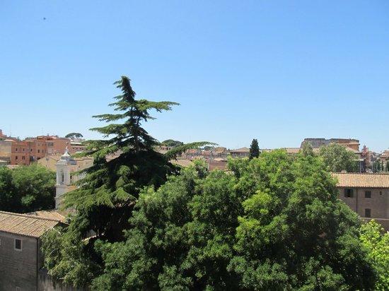 Aklesia Suite B&B - Colosseo : Rome Skyline