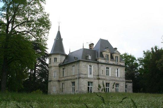 Chateau de Lagravade