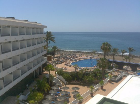 VIK Hotel San Antonio: view from 4510