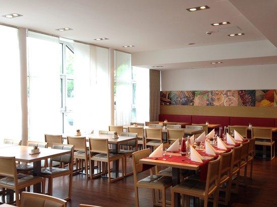 Ibis Muenchen City Nord : Restaurante