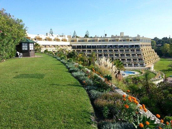 Tivoli Carvoeiro : View from hotel grounds