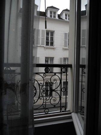Apostrophe Hotel: Affacciamoci al balcone!