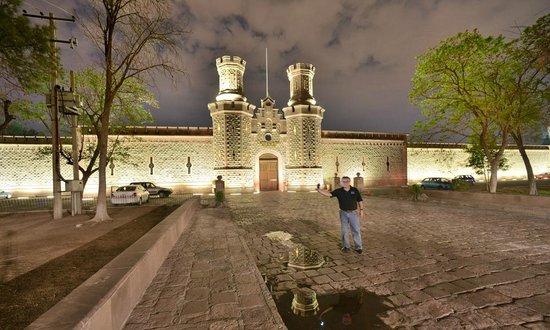 Cathedral of San Luis Potosí : Antigua carcel donde estuvo Francisco I Madero
