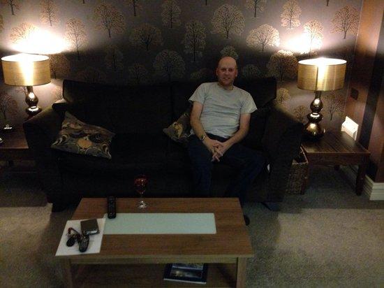 Cranleigh Boutique : The escape suite