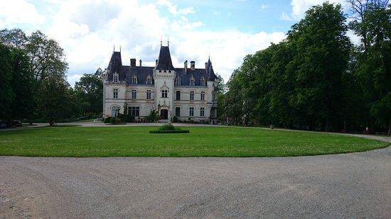 Château de Nieuil : Chateau magnifique