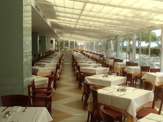 Iberostar Alcudia Park: Restaurant