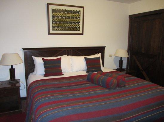 San Agustin Urubamba Hotel: Bedroom