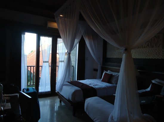Bali Tropic Resort and Spa: Standard room