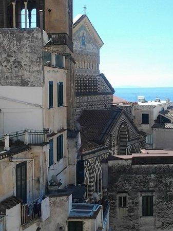 Hotel L'Antico Convitto: dal terrazzo