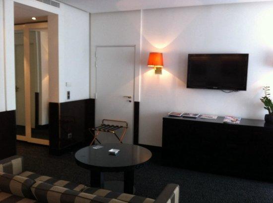 Hôtel Barrière Le Majestic Cannes: Chambre 253