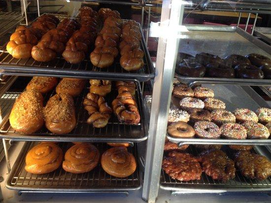 Donut Wheel: Fresh and many varieties