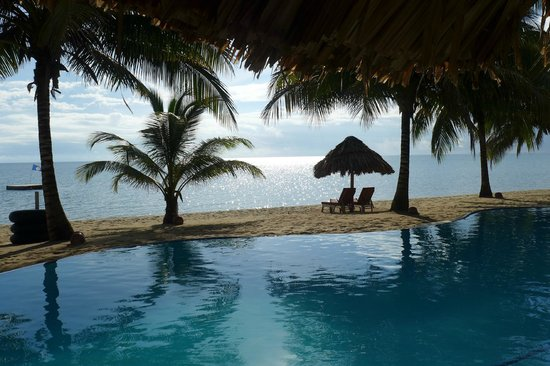 Jaguar Reef Lodge & Spa : Pool