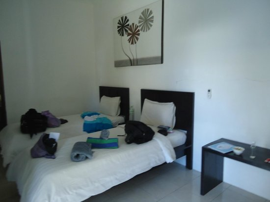 Gili Palms Resort : Room