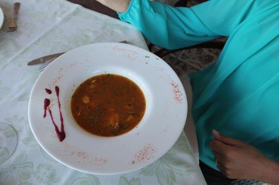 La Flamenca: zuppa di pesce