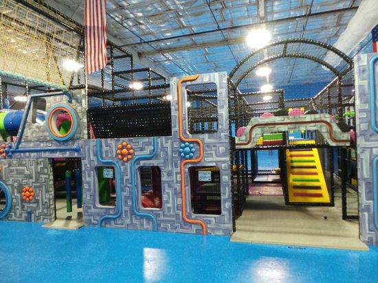 Galaxy Fun Orlando: Orlando's Largest Indoor Playground!