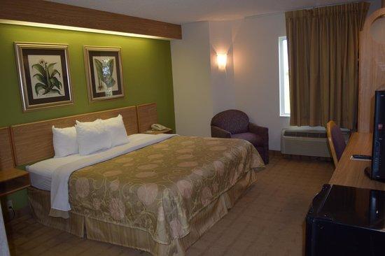 Sleep Inn : Room.