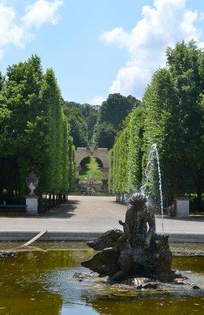 Gärten von Schönbrunn: Шенбрунн, парк
