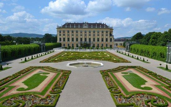 Gärten von Schönbrunn: Шенбрунн, сад кронпринца