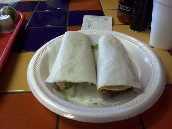 Tacos San Pedro: Double