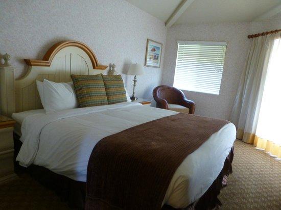 Welk Resort San Diego: Master bedroom