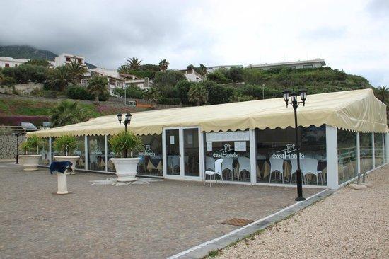 Baia delle Sirene Park Hotel: Ресторан