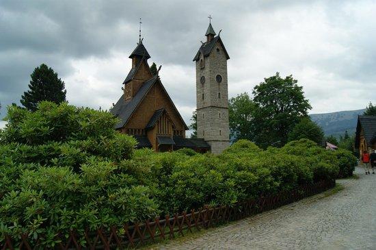 Wang Church: Karpacz - Świątynia Wang