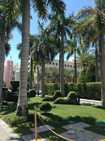 Royal Palm South Beach Miami, A Tribute Portfolio Resort: Entrada do Hotel
