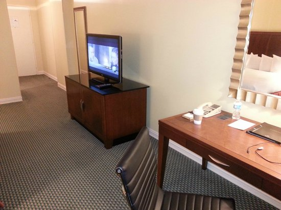 Hilton Houston Post Oak by the Galleria: TV