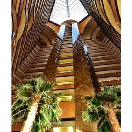 InterContinental Johannesburg Sandton Towers: hall