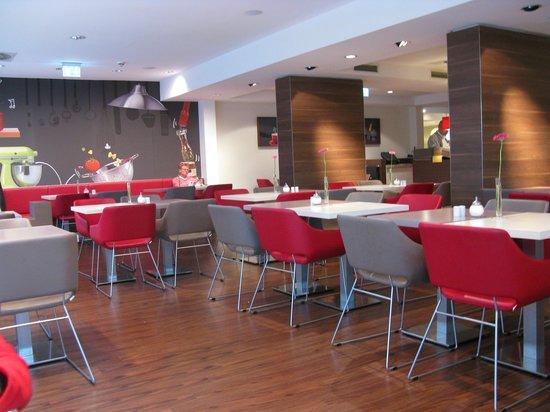 Ibis Stuttgart Airport Messe: Restaurante - Desayunador