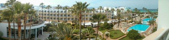 IBEROSTAR Albufera Playa: Panoramablick vom Hotelzimmer