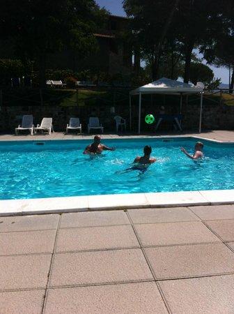 Agriturismo La Collina delle Stelle: the pool