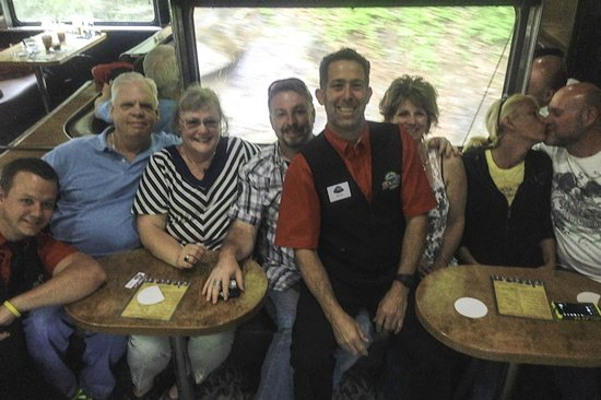 Great Smoky Mountains Railroad: Fun on the Carolina Shine!