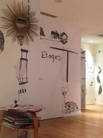 Hotel Crayon by Elegancia : Lobby