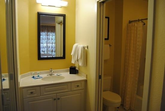 HYATT house Miami Airport: bagno