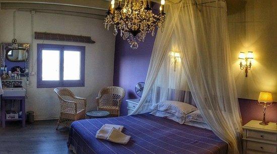 La Dama d'Eivissa: La chambre n°7