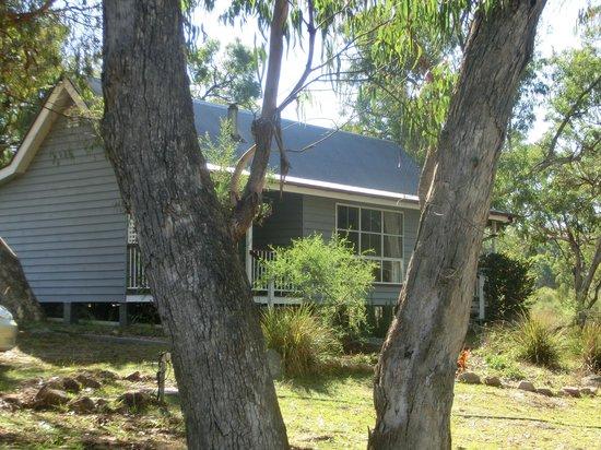 Diamondvale Cottages: Tea Tree Cottage (2 bedrooms each with ensuite)