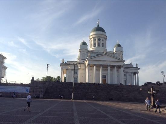 Cathédrale luthérienne d'Helsinki : beautiful!!