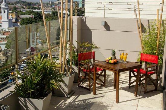 Urban Suites Recoleta Boutique Hotel: área recreativa