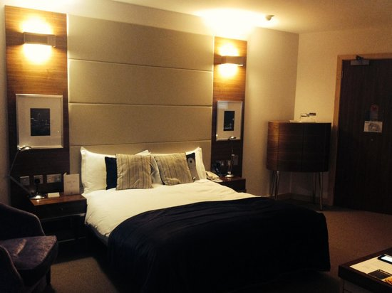 Park Plaza County Hall London: Bedroom