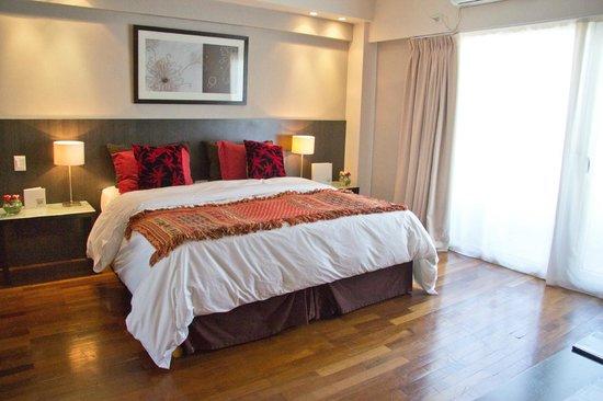 Urban Suites Recoleta Boutique Hotel: suite