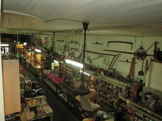 Kaffie-Frederick General Mercantile Store : Antique Stuff