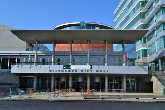 Kitchener City Hall