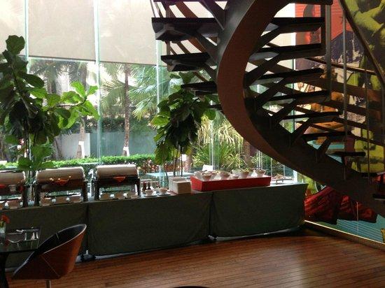 Hotel Baraquda Pattaya - MGallery by Sofitel: Dusit D2 Baraquda Pattaya Hotel