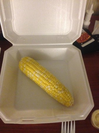 Dock's Seafood: Corn