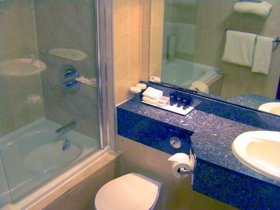 Croydon Park Hotel: Bathroom